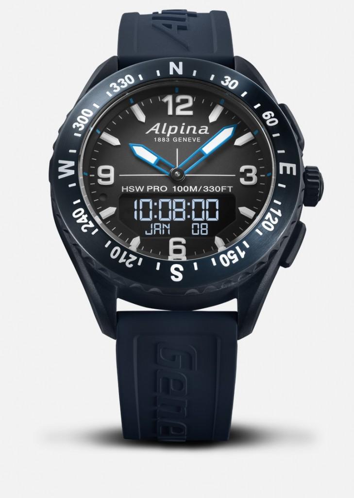 The AlpinerX watch-2018 smartwatch