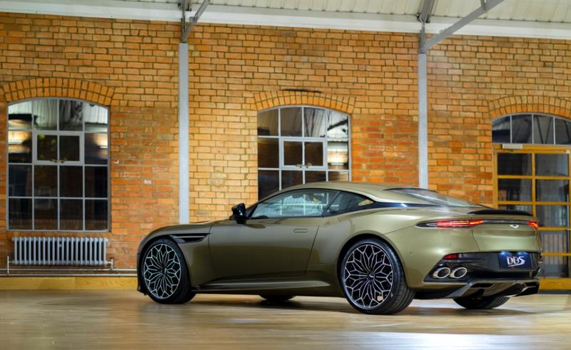 The Aston Martin DBS Superleggera 2019 edition-05