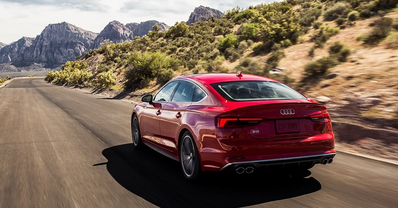 The Audi Road
