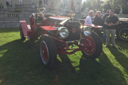 The inaugural Audrain's Newport Concours & Motor Week coming to Newport, Rhode Island in 2019