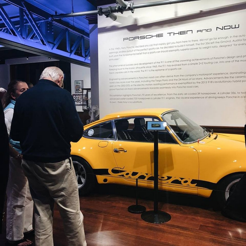 The Audrain Automobile Museum exhibitions-