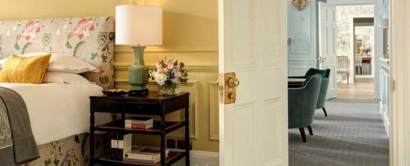 The Balmoral Hotel-Scone & Crombie Suite-
