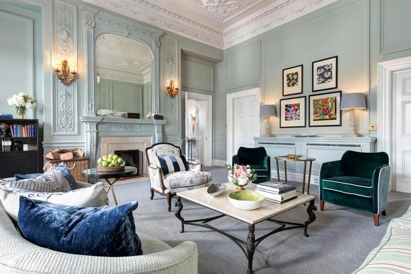 The Balmoral Hotel-Scone & Crombie Suite
