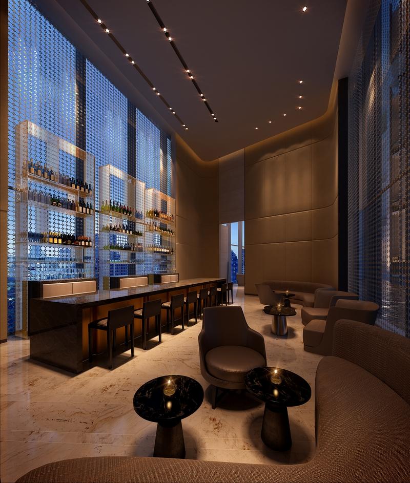 The Bar at Park Hyatt Bangkok