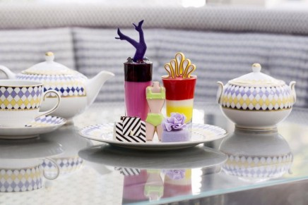 Prêt-à-Portea: Fashionista's Afternoon Tea for SS 2017