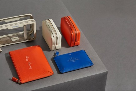 The Bespoke Collection: Your handwriting. Anya Hindmarch's craftsmanship