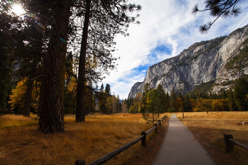 The Best Outdoor Attractions Around Yosemite National Park - Trail