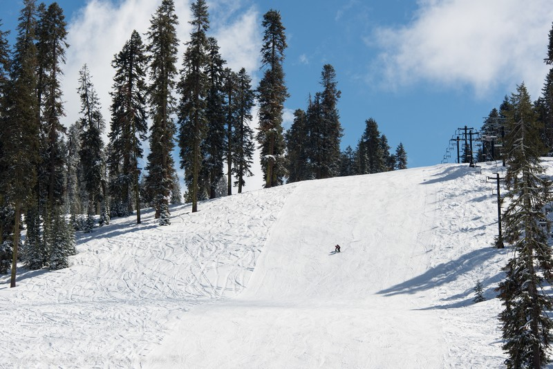 The Best Outdoor Attractions Around Yosemite National Park - Winter Attractions Yosemite