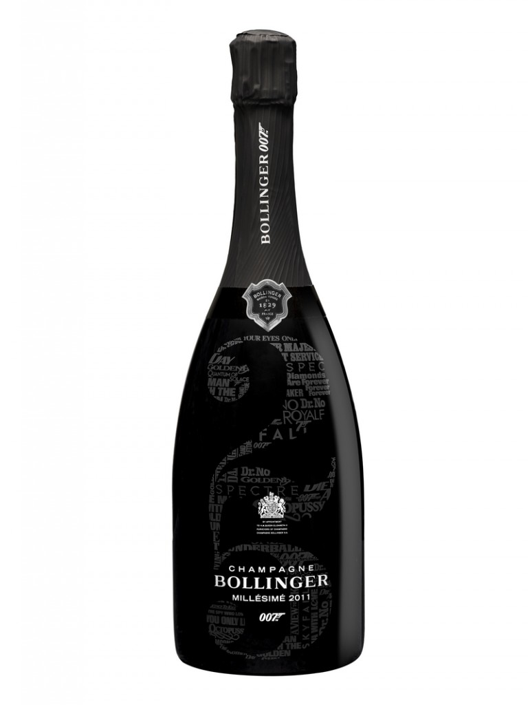 The Bollinger 007 Limited Edition - 40 Years of Bollinger & 007-