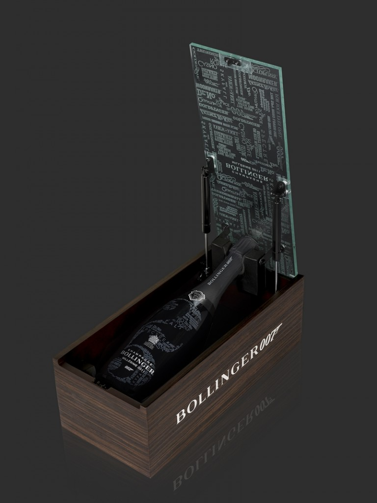 The Bollinger 007 Limited Edition - 40 Years of Bollinger & 007