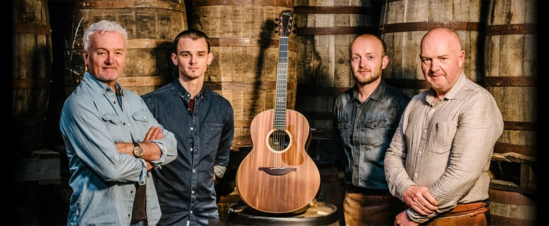The Bushmills x Lowden Limited Edition Guitar 2017