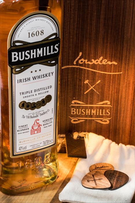 The Bushmills x Lowden Limited Edition Guitar2017