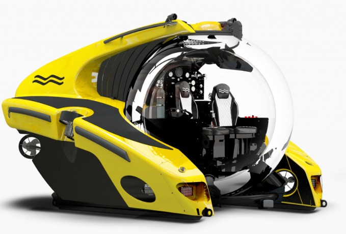 The C-Researcher series offers explorers the most outstanding submersibles ever built