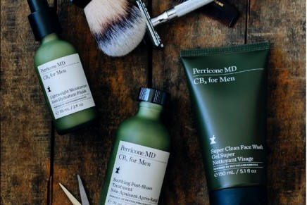Scientific skincare innovations: A collection that truly addresses men's key skincare concerns