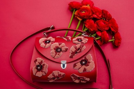The annual Hand & Lock Prize for Embroidery: Thirteen Truly Unique Handcrafted Handbags