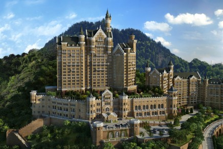 Epicurean Destinations: Bavarian-style castle hotel opens in Dalian China