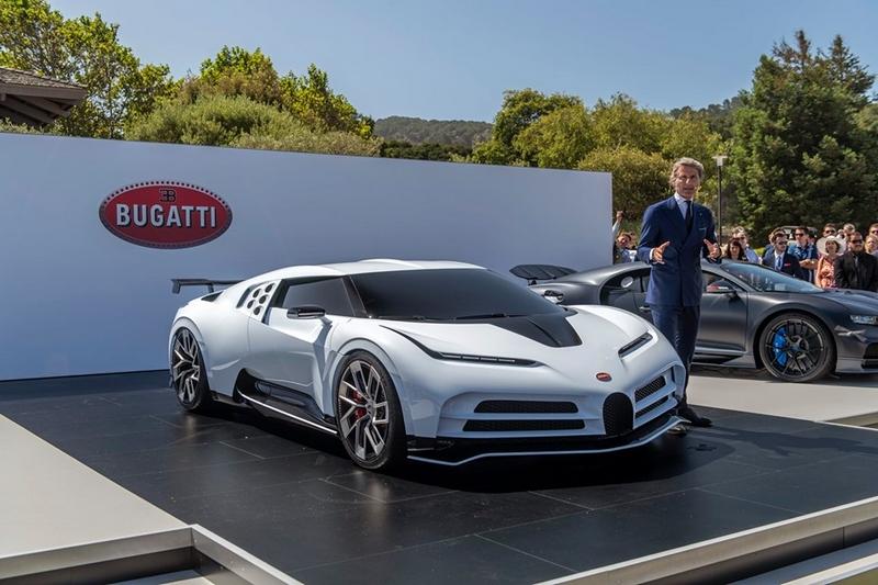 The Centodieci by Bugatti-2019-launch