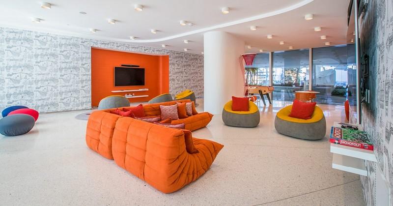 The Children's Room & Teen's Tech Lounge