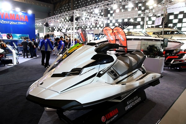 The China Shanghai International Boat Show CIBS photos-