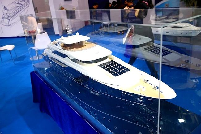 The China Shanghai International Boat Show CIBS -photos-