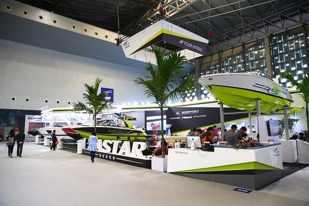 The China Shanghai International Boat Show CIBS photos