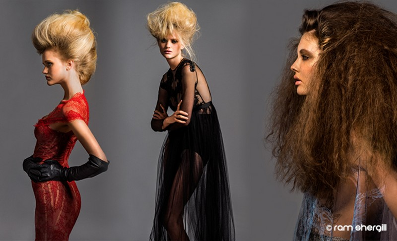 The Civic-exhibition dedicated to the history of hairdressing and hair technology