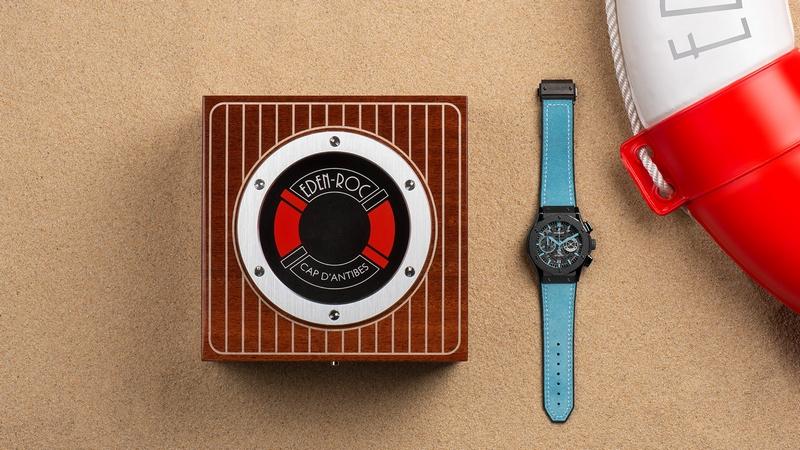 The Classic Fusion Aerofusion Chronograph Eden-Roc watch