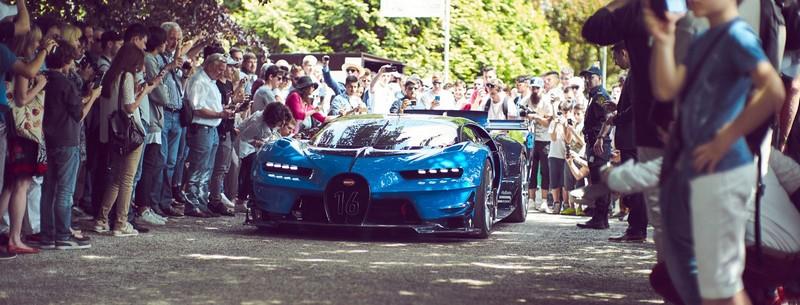 The Concorso d'Eleganza Villa d'Este Concept Cars