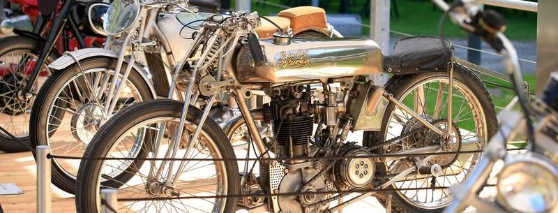 The Concorso d'Eleganza Villa d'Este - Motorcycles