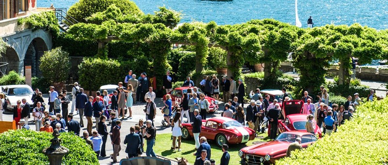 The Concorso d'Eleganza Villa d'Este Photos-