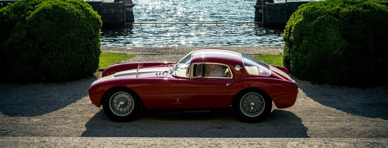 The Concorso d'Eleganza Villa d'Este Photos-Gallery