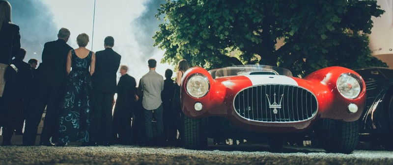 The Concorso d'Eleganza Villa d'Este Photos