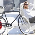 The Copenhagen Wheel-Human-Enhancing Technology, once a staple of SF, is now a reality – and it's on a bike-