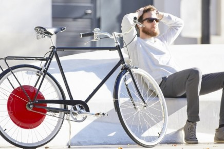 Human-Enhancing Technology, once a staple of SF, is now a reality – and it's on a bike