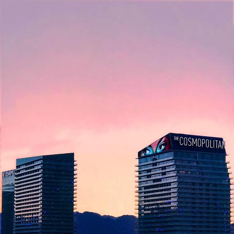 The Cosmopolitan of Las Vegas views-