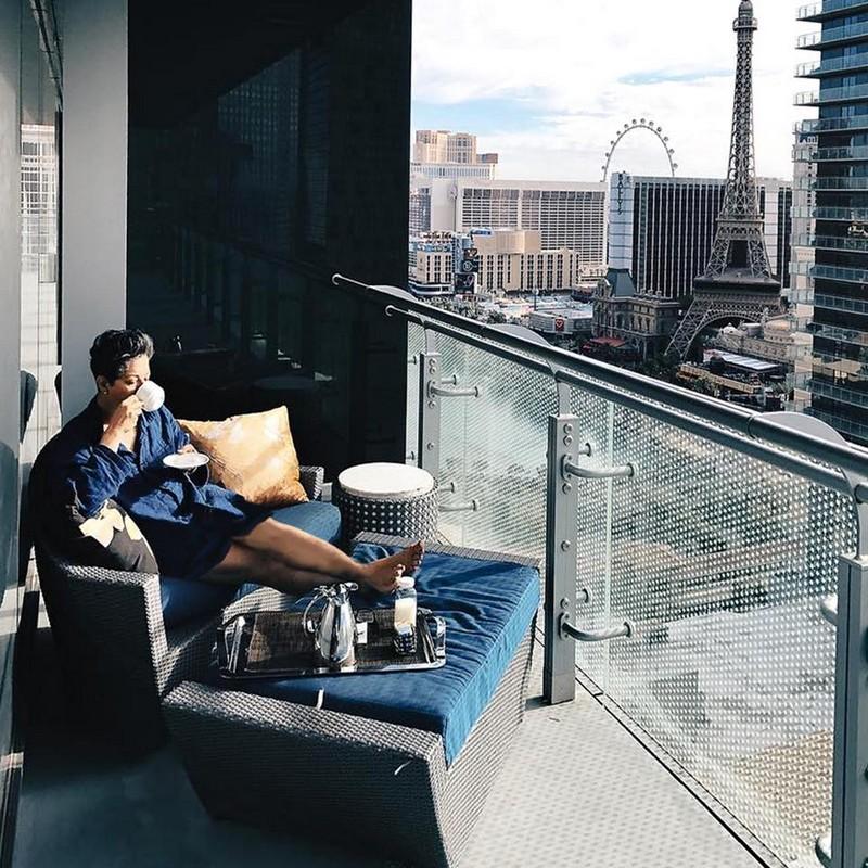 The Cosmopolitan of Las Vegas views