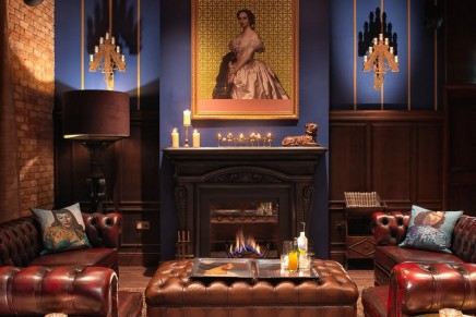 Banjas and Banksy oust the gentlemen as millennials reinvent the private club