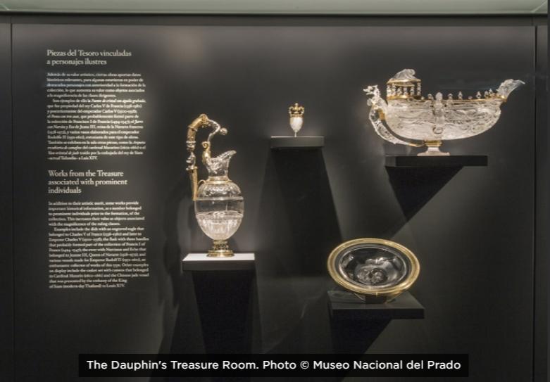 The Dauphin's Treasure Room 2018