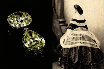 Noble Jewels: The Donnersmarck Diamonds carry with them a fascinating story