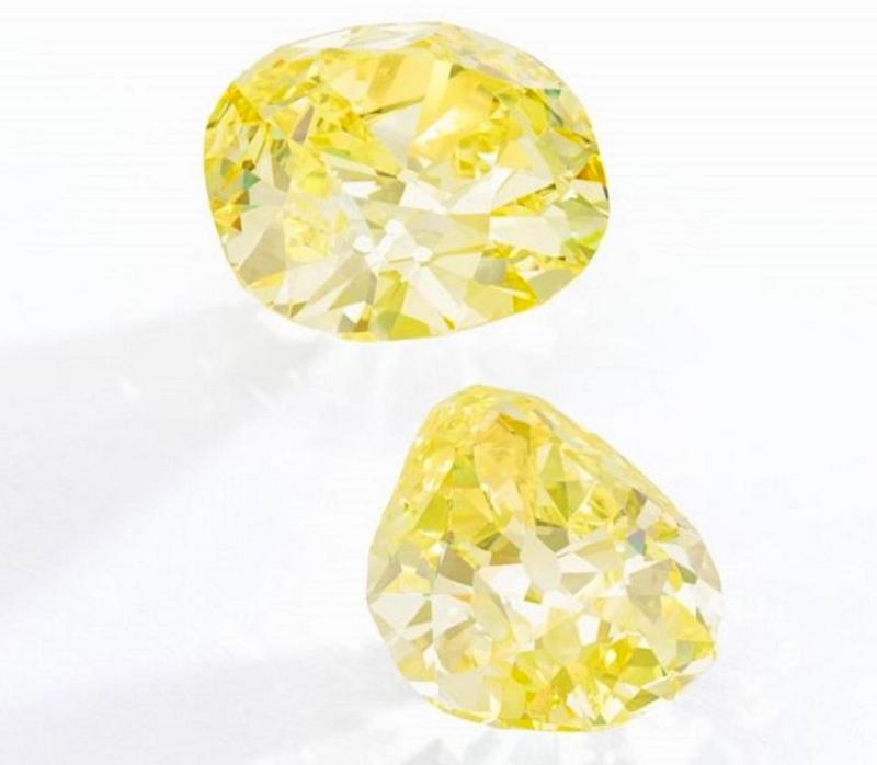 The Donnersmarck Diamonds were part of the collection of La Païva, Countess Henckel von Donnersmarck