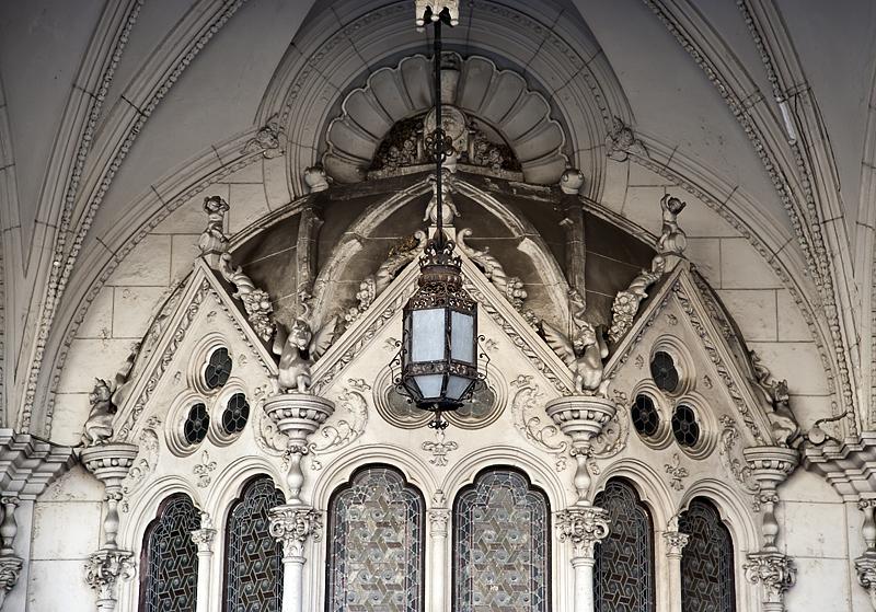 The Drechsler Palace Budapest details
