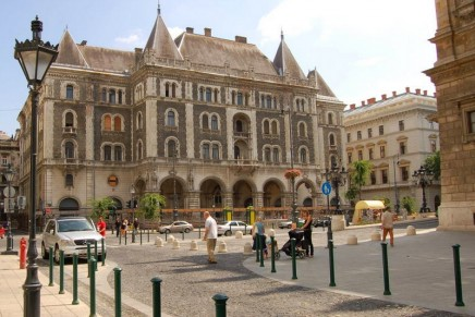 W Budapest set to be housed in the impressive Drechsler Palace Budapest