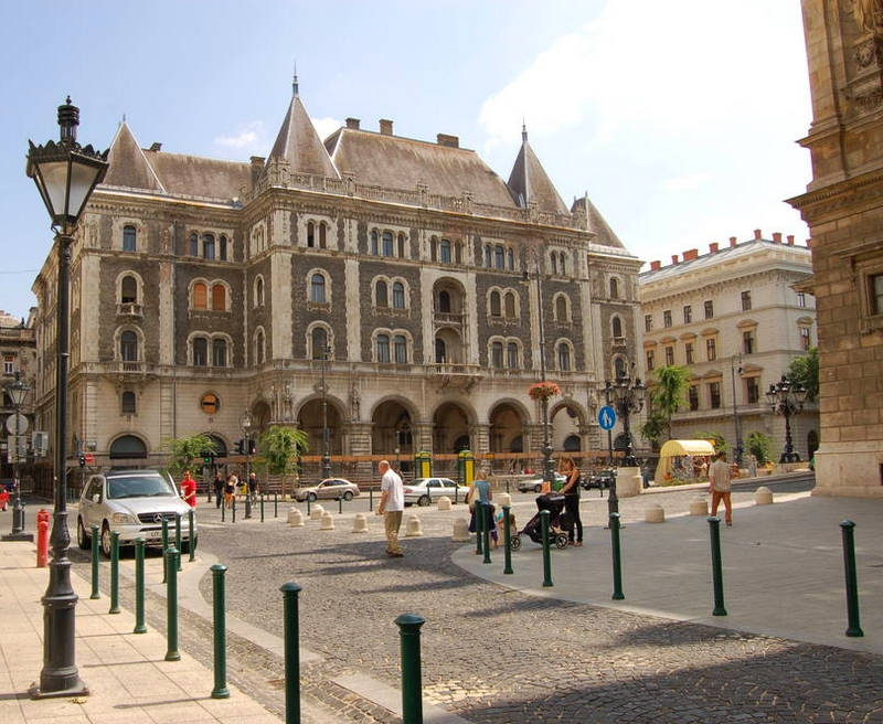 The Drechsler Palace Budapest future W Hotel Budapest