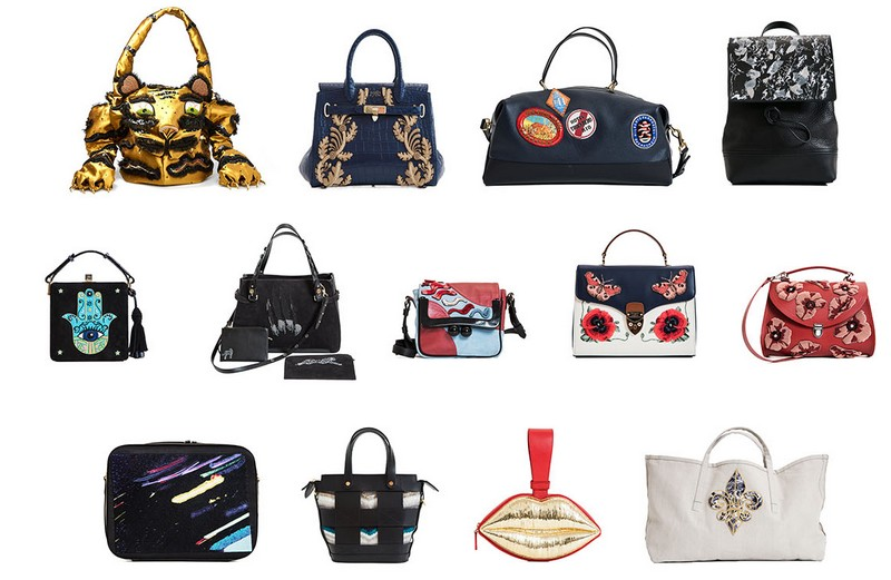 The Embellished Handbag charity auction - 2017 edition-13 bags