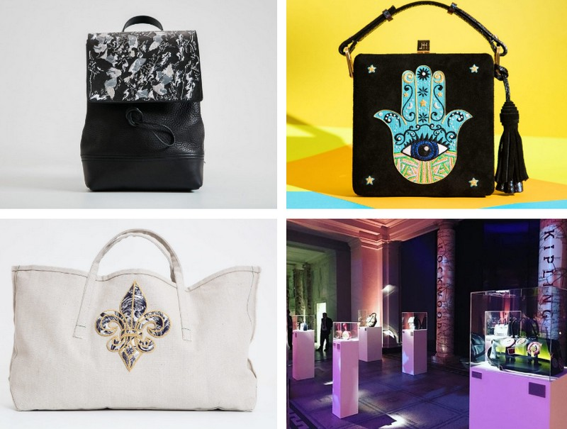 The Embellished Handbag charity auction - bags-