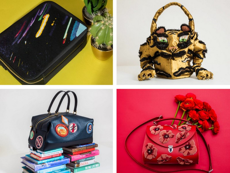 The Embellished Handbag charity auction - bags