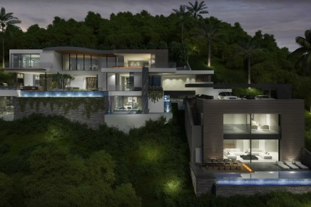 Incomparable new estates: Celebrity Designer's New Development