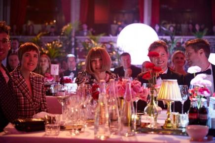 Donatella Versace and Adwoa Aboah honoured at UK's Fashion Awards