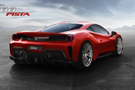 Geneva Motor Show 2018: The successor to Ferrari's V8-engined special series is finally here. Meet the new Ferrari 488 Pista