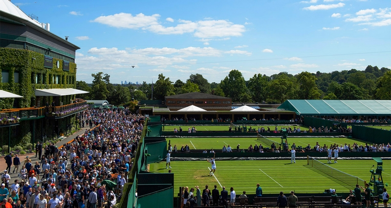 The Finest Sporting Events for a Luxury Experience - A Day at Wimbledon